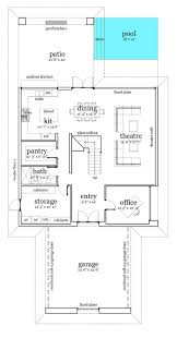 2 Story Open Floor Plans by 161 Best House Plans Images On Pinterest House Floor Plans