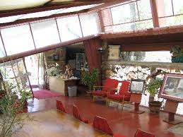 Taliesin West Interior Frank Lloyd Wright