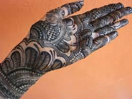 henna tattoo design symbol hand woman traditional henna tattoo