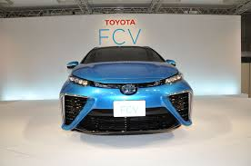 hydrogen fuel cell car toyota toyota begs nhtsa for safety exemption for fuel cell sedan
