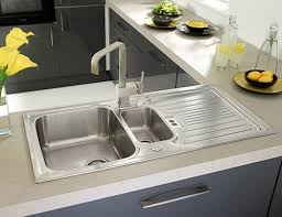 Astracast Sink  Montreux  Bowl Brushed Stainless Steel Kitchen - Brushed stainless steel kitchen sinks