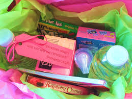 Gift Baskets For College Students Sparkly Ladies Gift Basket Guide