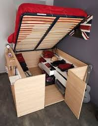 How To Build A Platform Bed With Storage Drawers Plans by Need Extra Storage In The Bedroom But Don U0027t Have The Floor Space