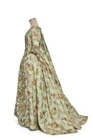 robe mari e chetre robe à la française 1760 1765 centre de documentation