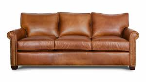 Chestnut Leather Sofa Cococohome Studio Lexington Leather Sofa Made In Usa