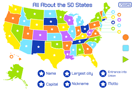 map of 50 us states with names us map with capitals 50 states and capitals us state capitals list