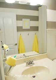 Bathroom Yellow And Gray - 22 bathrooms with yellow accents messagenote