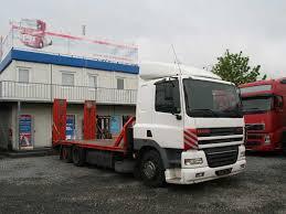bazar nákladních vozů a tahačů daf cf daf lf a daf xf ac tir bazar