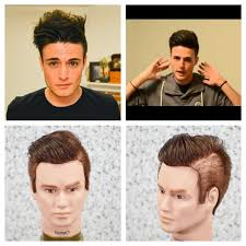 360 view of mens hair cut 25 pompadour hairstyles and haircuts mens hairstyles haircuts 100