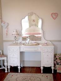 Antique Vanity With Mirror And Bench - 26 best vanity makeover images on pinterest antique vanity