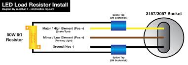 load resistors for led lights led turn signal conversion a how to guide updated sept 13th 2011