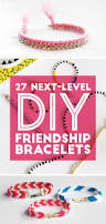 27 diy friendship bracelets you u0027ll actually want to wear