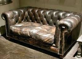 canape vintage cuir canape vintage cuir vieilli loftsessions co