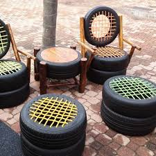 Diy Outdoor Furniture Covers - best 25 tire ottoman ideas on pinterest tire ottoman tire