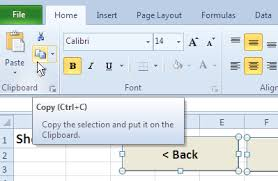 how to add worksheet macro buttons in excel