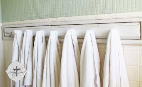 kitchen towel rack ideas unique towel holders bathroom