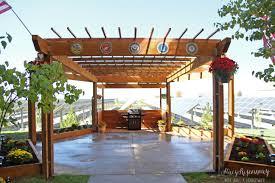 Carport Canopy Costco Outdoor Free Standing Pergola Home Depot Pergola Costco Pergola