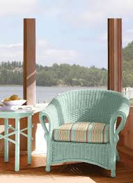 awesome colored wicker furniture 17 best ideas about painted