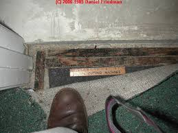Carpet Pad For Basement by Carpet Mold Contamination Test How To Find And Test For Moldy