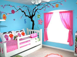 All Pink Bedroom - blue and pink kids bedroom ideas decolover net