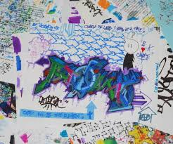 how to write your name in graffiti letters on paper how to be a graffiti artist 8 steps
