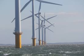 offshore wind energy is booming in europe yale e360