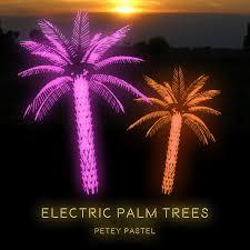 electric palm trees pretendagenda