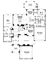 French Cottage Floor Plans by House Of The Week French Style Home Features Amazingly Open