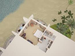 3d Office Floor Plan Rainbow Tower An Iconic Beachfront Hotel