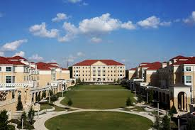 where is the bachelor mansion bs degree tcu mathematics