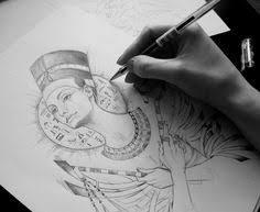 queen nefertiti tattoo design τattoos pinterest nefertiti