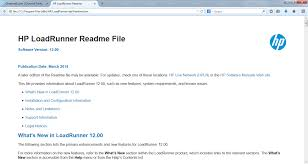 Download And Install Hp Loadrunner 12 0