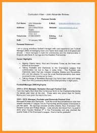Football Resume Best Soccer Player Resume Sample Pictures Simple Resume Office
