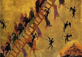 the ladder of divine ascent and moral improvement glory to god