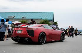 lfa lexus red pearl red lfa 022 in richmond bc to be modded page 2