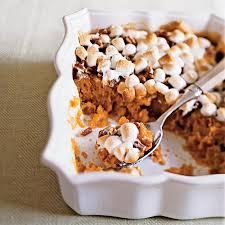 traditional sweet potato casserole recipe myrecipes