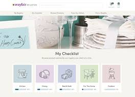 finding a wedding registry 5 essential tips for setting up a wayfair wedding registry woman