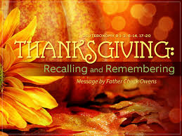 the church of the cross bluffton sc thanksgiving recalling and