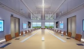 Conference Room Lighting Cisco U0027s Digital Ceiling Will Brighten The Room And Your Mood