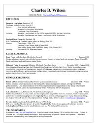 Hedge Fund Resume Sample by Sports Marketing Resume Free Resume Example And Writing Download