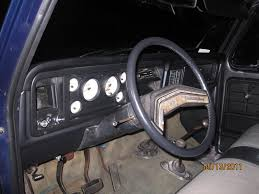1979 Ford Truck Interior Custom Gauge Cluster Interior Design Pix Ford Truck Enthusiasts