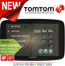 Tomtom Map Update Canada by Tomtom Go Professional 620 Trucker Gps Satnav Truck Bus Van