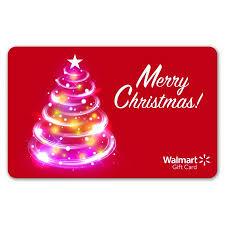 gift card tree starry tree walmart gift card walmart