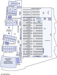 san antonio convention center floor plan columbus convention center map map of columbus convention center