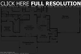 100 free house plans with basements craftsman style ranch