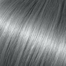 silver hair extensions silver hair extension color swatch donna hair