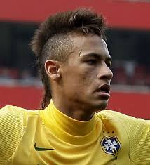 cool soccer hair neymar cool mohawk hair style men hairstyles short long