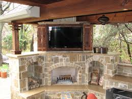 Kitchen Cabinet Tv by Furniture Inspiring Outdoor Tv Cabinets You Can Try Flat Screen