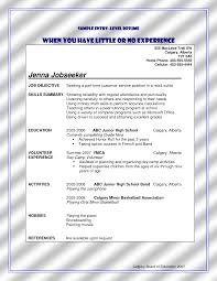 resume objective exles entry level retail jobs cover letter cna resume no experience sle entry level pics