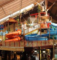 Six Flags The Great Escape Yuggler Great Escape Lodge And Indoor Water Park
